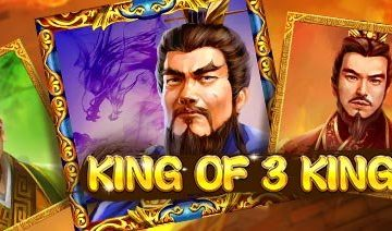 King of 3 Kingdoms Freespins bei Mobilebet